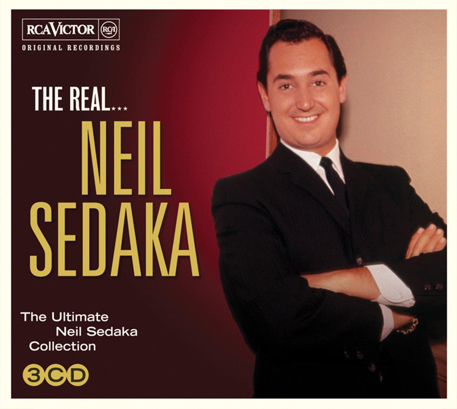 NEIL SEDAKA - THE REAL... (3 CD) (CD)