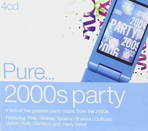 PURE 2000 PARTY -4CD (CD)
