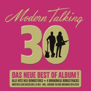 MODERN TALKING - 30 -2CD (CD)