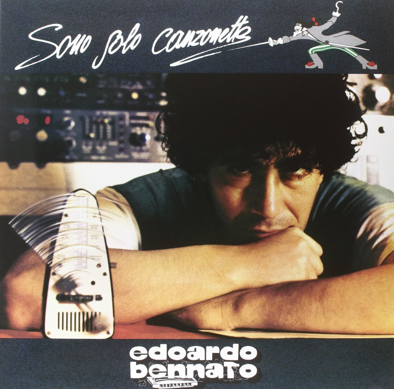 EDOARDO BENNATO - SONO SOLO CANZONETTE (LP)