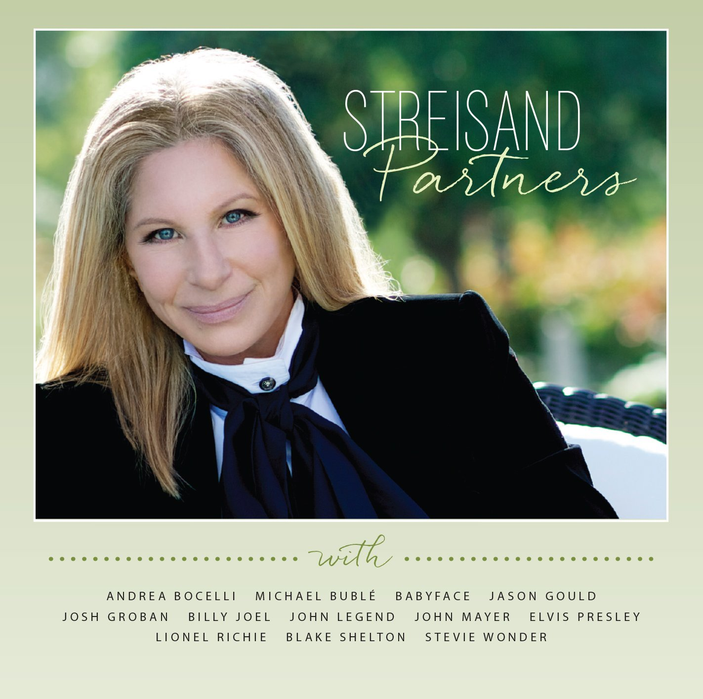 BARBRA STREISAND - PARTNERS (CD)