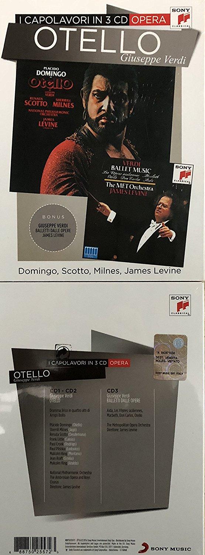 OTELLO I CAPOLAVORI CD (CD)