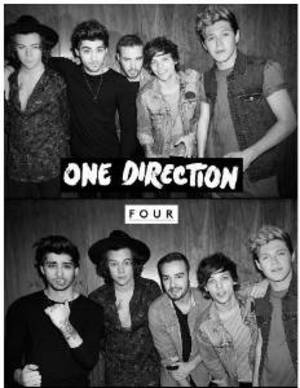 ONE DIRECTION - FOUR (INTL) -DELUXE- (CD)