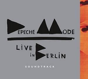 DEPECHE MODE - LIVE IN BERLIN SOUNDTRACK -4CD+DVD (CD)