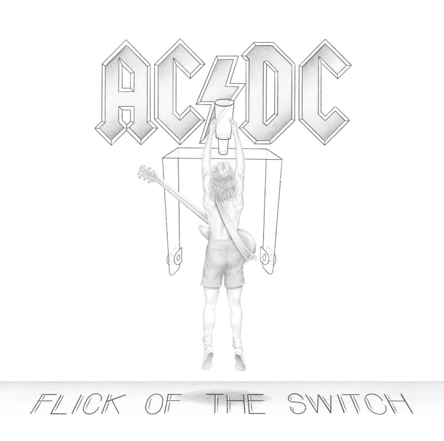 AC/DC - FOR THOSE ABOUT TO ROCK (CD)
