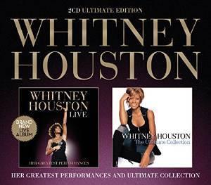 WHITNEY HOUSTON - LIVE: HER GREATEST PERFORMANCES - ULTIMATE EDI
