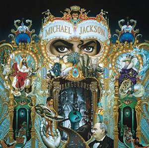 MICHAEL JACKSON - DANGEROUS (CD)