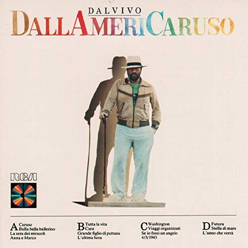 LUCIO DALLA - DALLAMERICARUSO (2 LP) (LP)