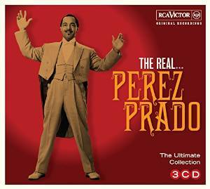 PEREZ PRADO - THE REAL... PEREZ PRADO -3CD (CD)