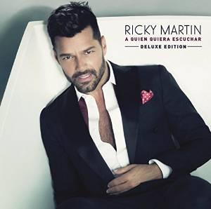 RICKY MARTIN - A QUIEN QUIERA ESCUCHAR -DEL.ED. (CD)