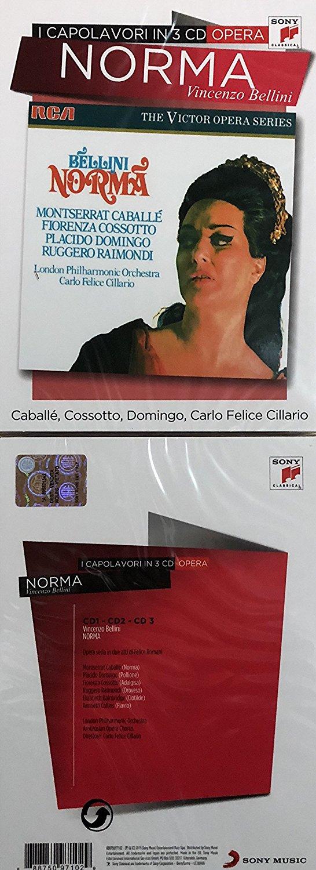 BELLINI - NORMA (3 CD) (CD)