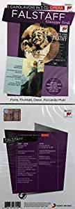 FALSTAFF CD (CD)