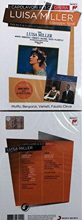 VERDI: LUISA MILLER -3CD (CD)
