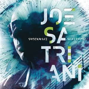 JOE SATRIANI - SUPERNOVA (CD)