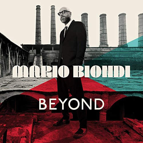 MARIO BIONDI - BEYOND (CD)