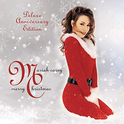 MARIAH CAREY - MERRY CHRISTMAS DELUXE ANNIVERSARY EDITION (2 CD)