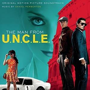 THE MAN FROM U.N.C.L.E. (CD)