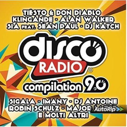 DISCO RADIO 9.0 -2CD (CD)