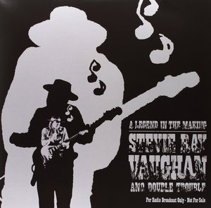 STEVIE RAY VAUGHAN & DOUBLE TROUBLE - A LEGEND IN THE MAKING-LIVE AT EL MOCAMBO (WHITE & GREY VIN.) (LP)