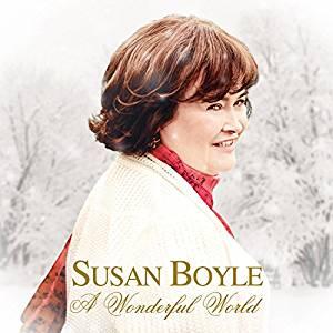 SUSAN BOYLE - A WANDERFUL WORLD (CD)
