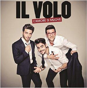 IL VOLO - L'AMORE SI MUOVE (CD)