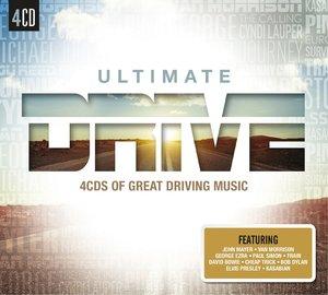 ULTIMATE... DRIVE [4 CD] (CD)