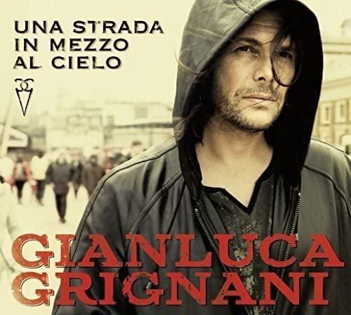 GIANLUCA GRIGNANI - UNA STORIA IN MEZZO AL CIELO (CD)