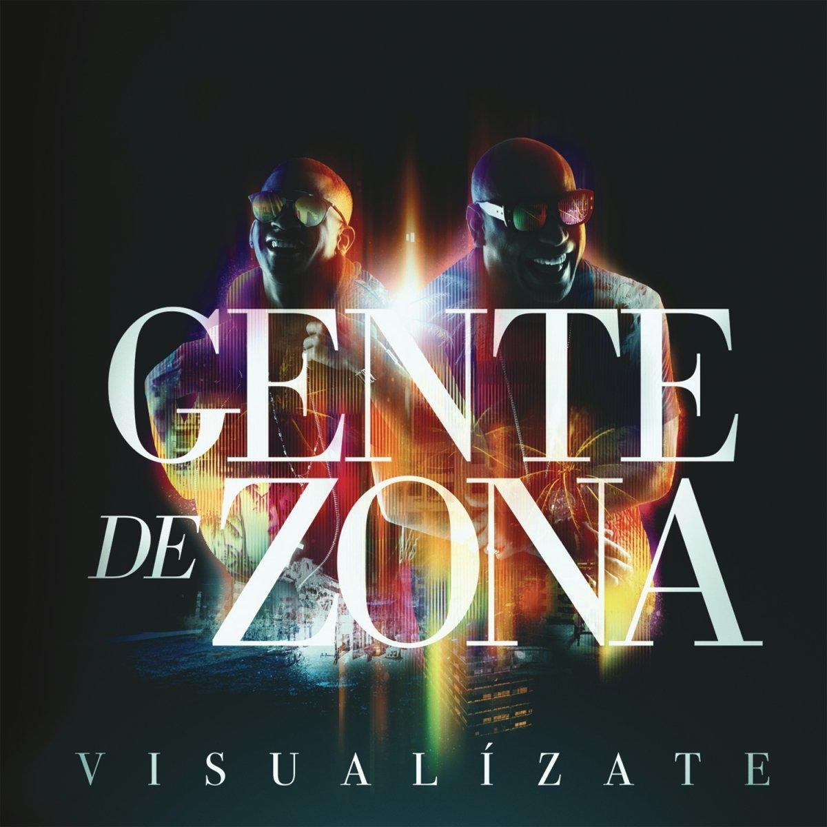 GENTE DE ZONA - VISUALIZATE (CD)