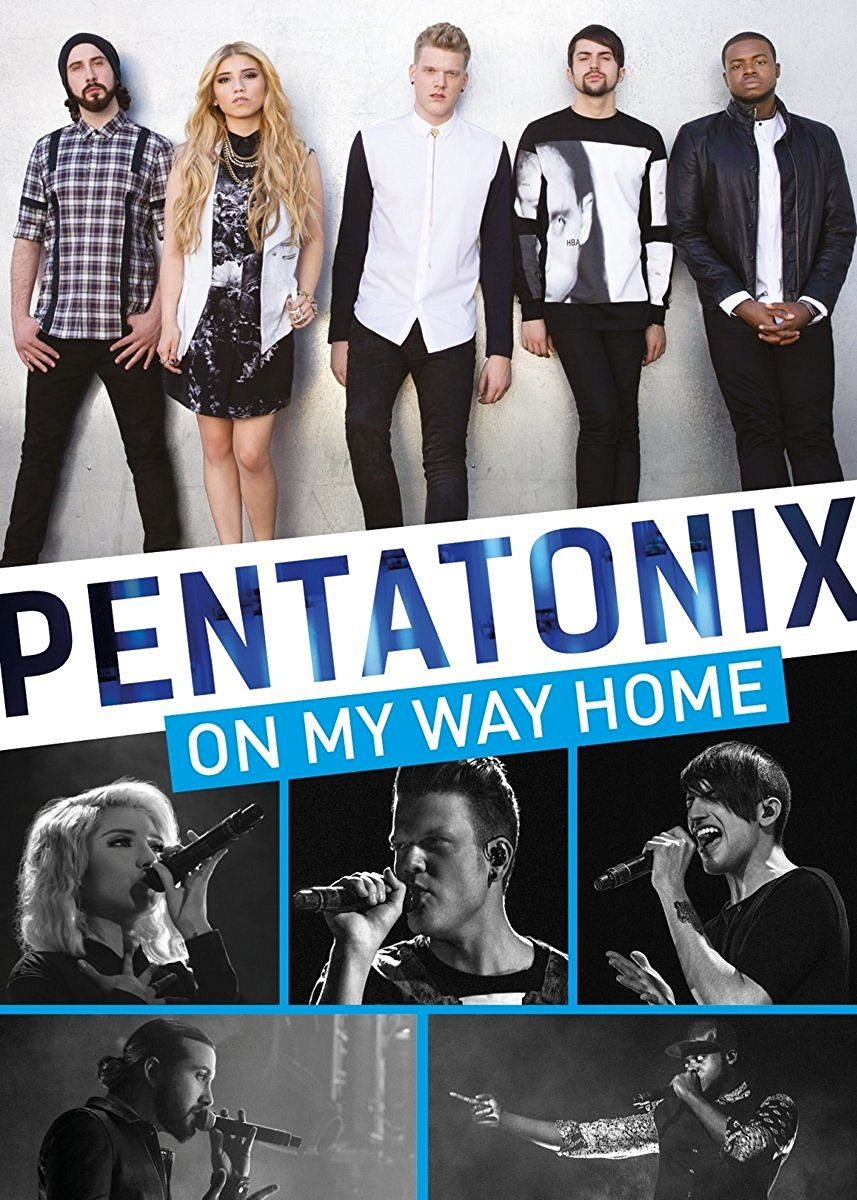 PENTATONIX - ON MY WAY HOME (DVD)