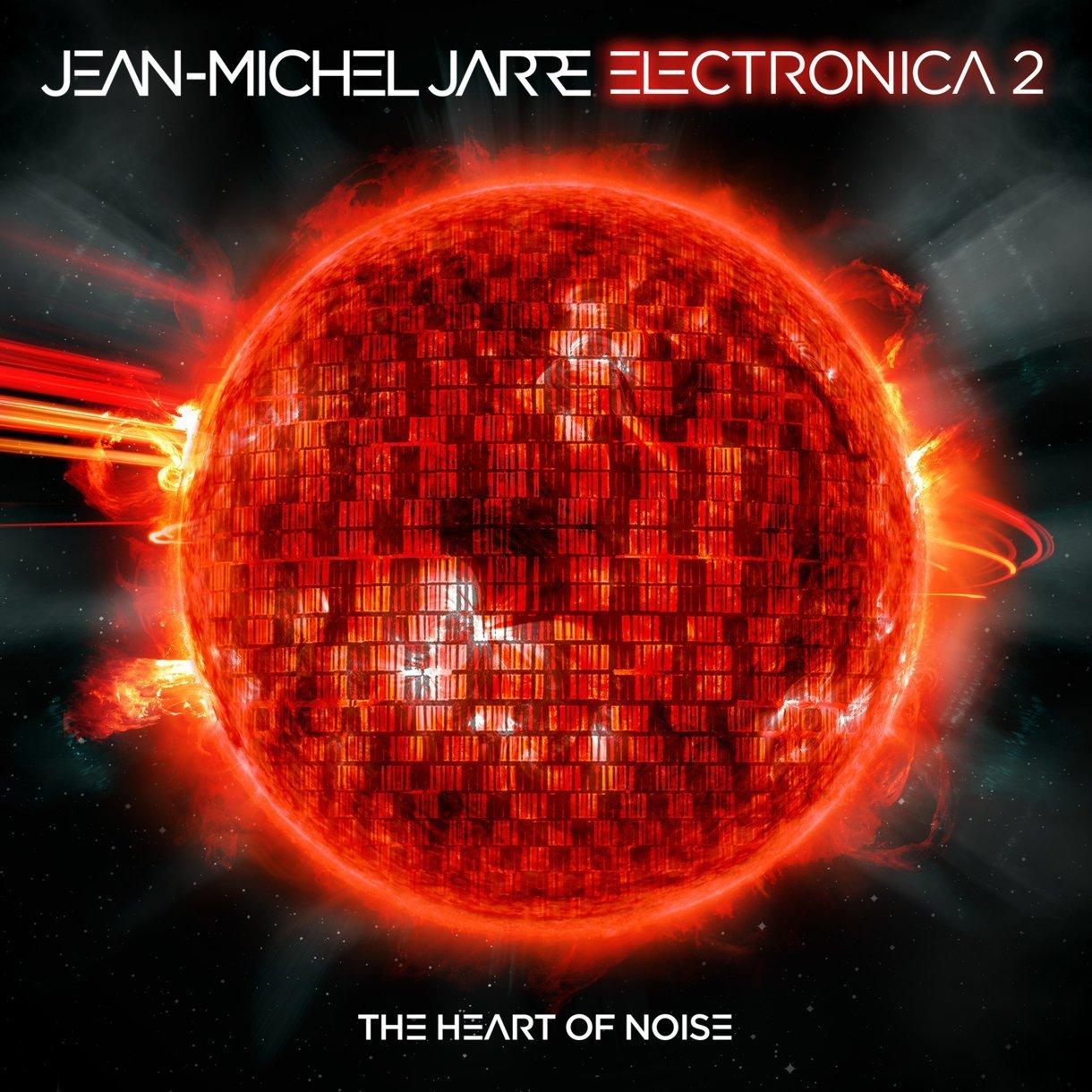 JEAN-MICHEL JARRE - ELECTRONICA 2 - THE HEART OF NOISE (LP)