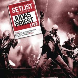 JUDAS PRIEST - SETLIST. THE VERY BEST OF JUDAS PRIEST LIVE (CD)
