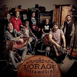 L'ORAGE - L'ETA' DELL'ORO (CD)