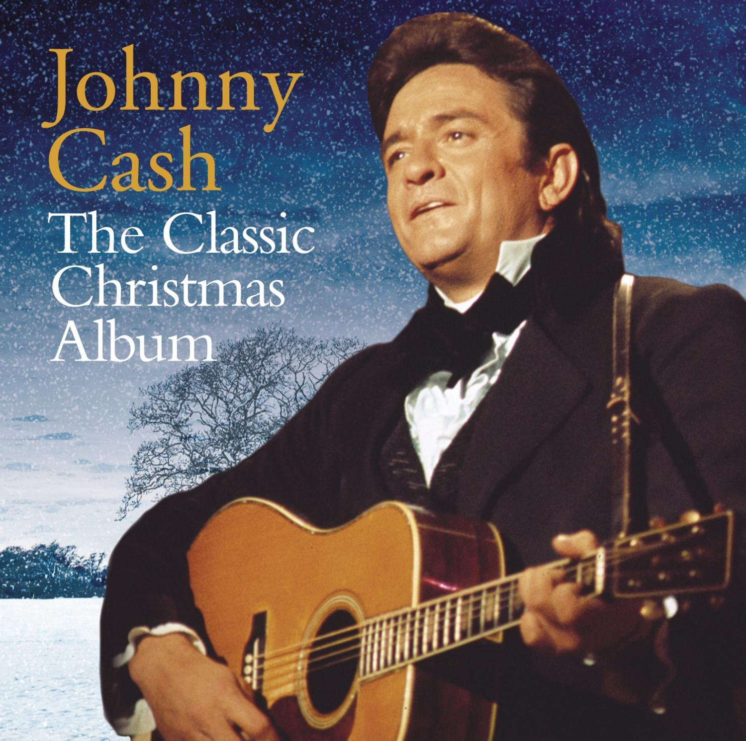 JOHNNY CASH - THE CLASSIC CHRISTMAS ALBUM (CD)