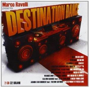 DESTINATION DANCE BY MARCO RAVELLI -2CD (CD)