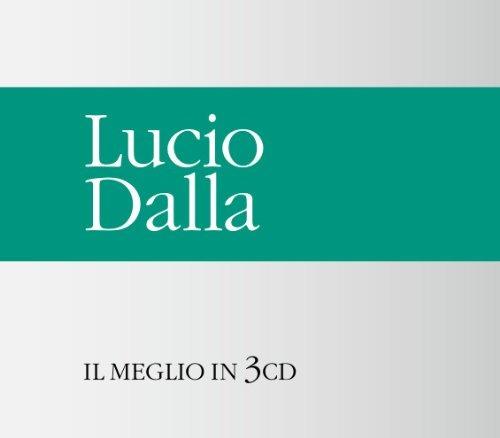 LUCIO DALLA - IL MEGLIO -3CD (CD)