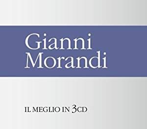 GIANNI MORANDI - IL MEGLIO -3CD (CD)