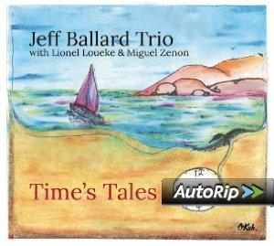 JEFF BALLARD - TIME'S TALES (CD)