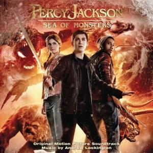 PERCY JACKSON E GLI DEI DELL'OLIMPO-MARE DEI MOSTR (CD)