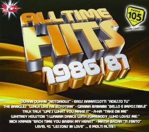 ALL TIME HITS - 1986/87 -2CD (CD)