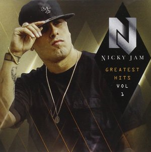 NICKY JAM - GREATEST HITS 1 (CD)