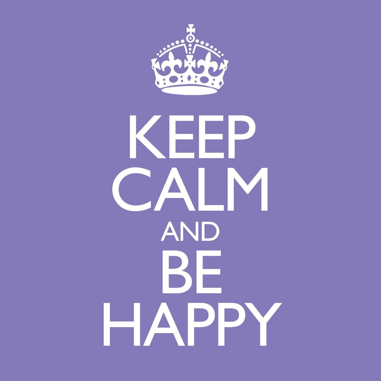 KEEP CALM & BE HAPPY -2 CD (CD)