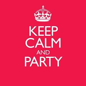 KEEP CALM & PARTY -2 CD (CD)