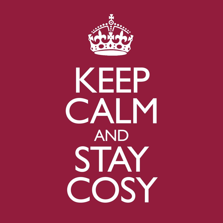 KEEP CALM & STAY COSY -2 CD (CD)