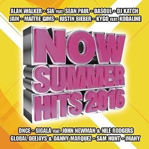 NOW SUMMER HITS 2016 (CD)