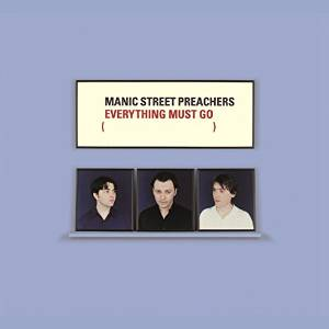 MANIC STREET PREACHERS - EVERYTHING MUST GO 20 (LP)