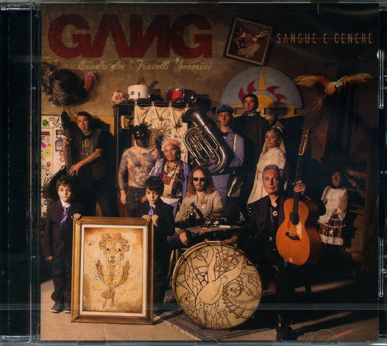 GANG - SANGUE E CENERE (CD)
