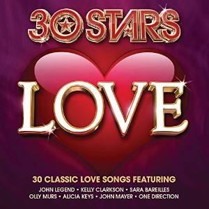 30 STARS: LOVE [2 CD] (CD)