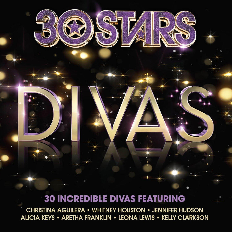 30 STARS: DIVAS [2 CD] (CD)