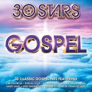 30 STARS: GOSPEL [2 CD] CD (CD)