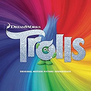 DREAMWORKS' TROLLS (CD)